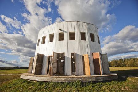 rotunda: Rotunda. Festival of landscape objects Archstoyanie. NICOLA-LENIVETS. 19.09.2016 Editorial