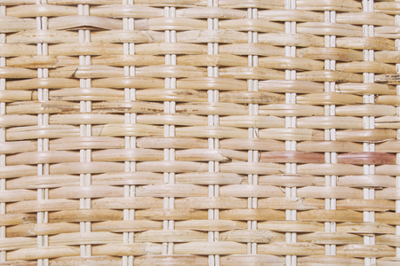 wooden basket: Texture of natural matherial weave. Abstract background Stock Photo
