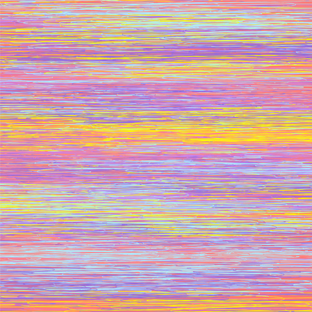 Vector abstract background - colorful horizontal hatches