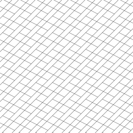 Vector abstract seamless pattern - linear geometric background