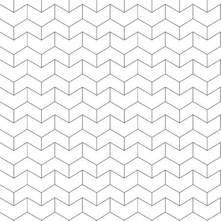 Abstract linear geometric pattern Vetores