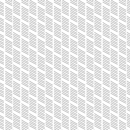Vector abstract seamless pattern - linear dashes background Ilustracje wektorowe