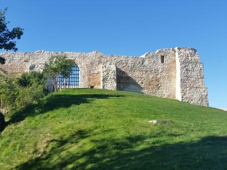 kazimierz: Ruins of the castle in Kazimierz