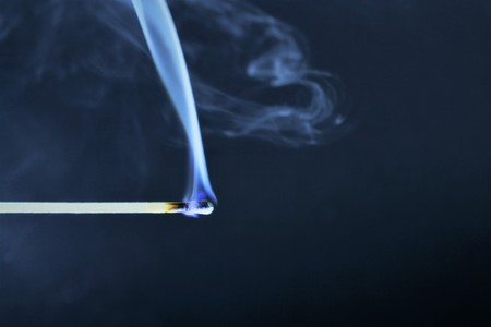 An image of match Stock Photo