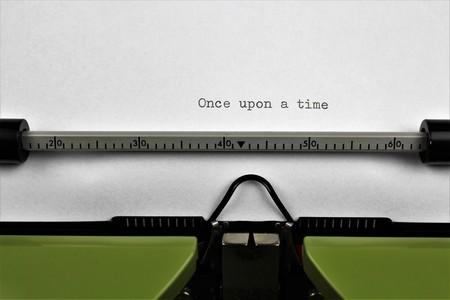 An image of a typewriter