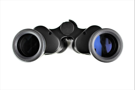 An image of a binocular Stock Photo
