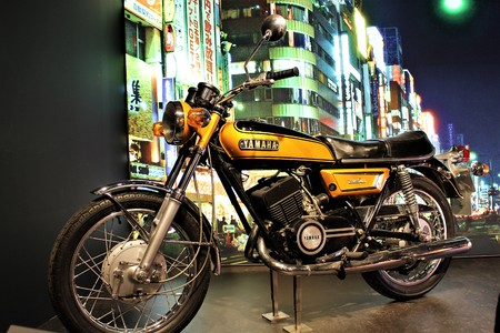 Yamaha DS 7 - PS Memory Museum - Einbeck  Germany - 2017 March 26. Editorial