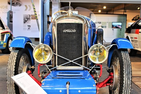 Amilcar CGS (Grand Sport) 1928 - PS Memory Museum - Einbeck  Germany - 2017 March 26.