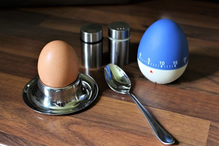 An image of a boiled egg