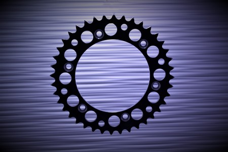 An image of a gear Stock Photo