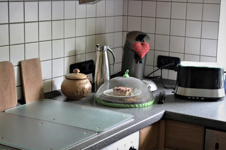 An image of a kitchen Stock Photo