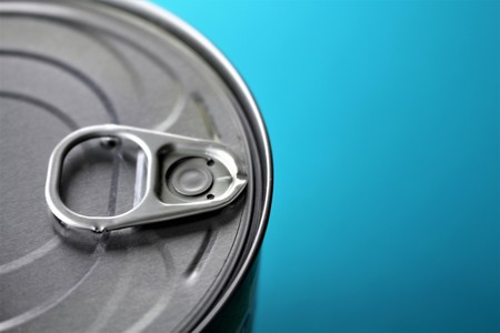 An Image of a can
