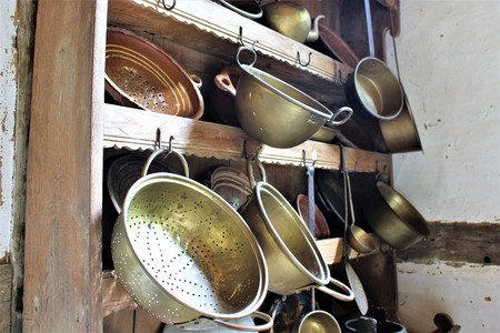 An image of cookware in the kitchen