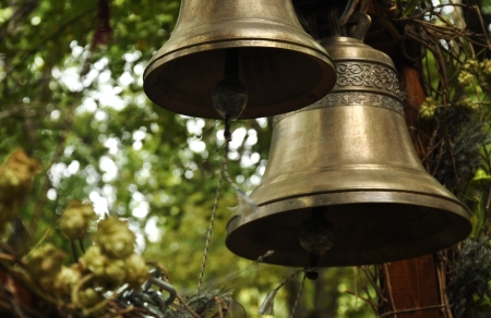 simplest: Is the simplest option placing of the church bells