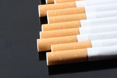brand damage: cigarette