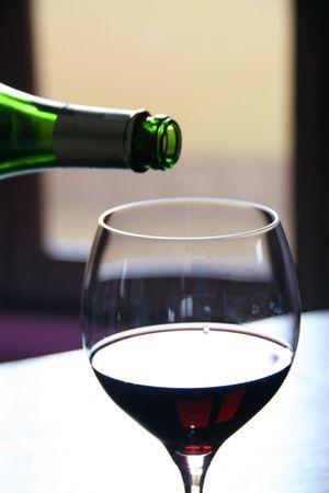 anticipate: red wine
