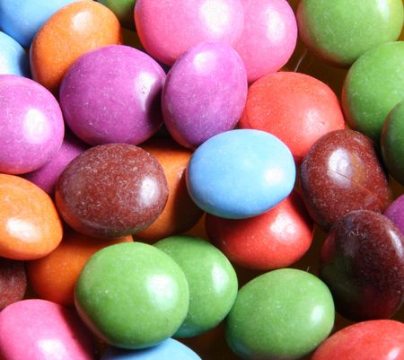 obesidad infantil: dulces