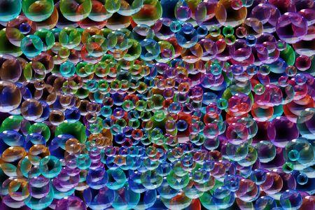 refreshment: bubbles Stock Photo