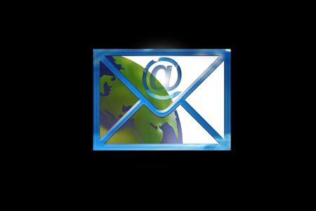 adresses: mail Stock Photo