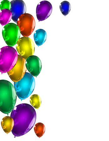 verjaardag ballonen: ballonnen