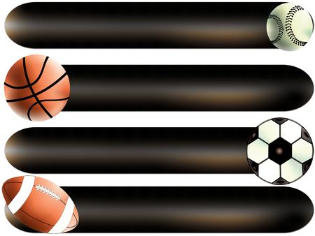 balls banner