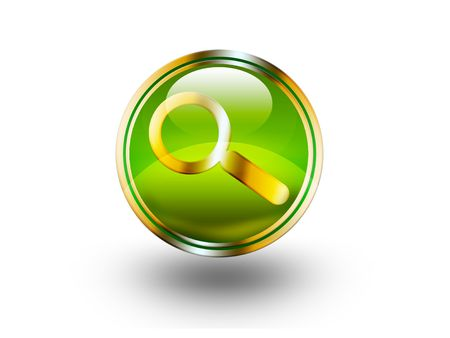 a button for internet page Stock Photo - 4873886
