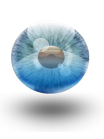 sight: eye Stock Photo