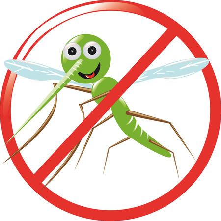 bite: mosquito Illustration