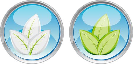 recycle button Stock Photo - 6485851