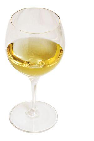 inebriated: white wine