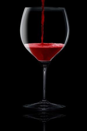 wine glass Stock Photo - 8882748