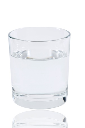 glass of water Stock Photo - 9007897