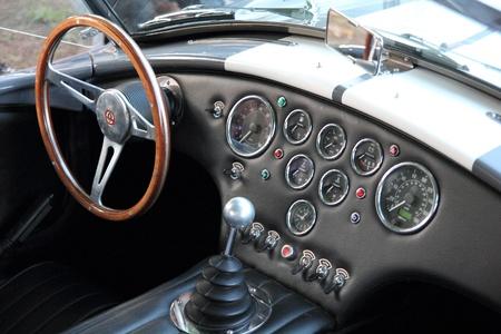 vintage car Stock Photo - 9890774