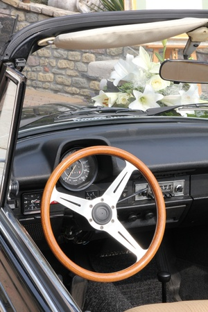 vintage car Stock Photo - 10693677