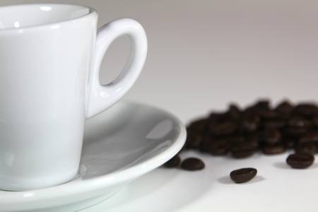 cup of coffee Stock Photo - 17317460