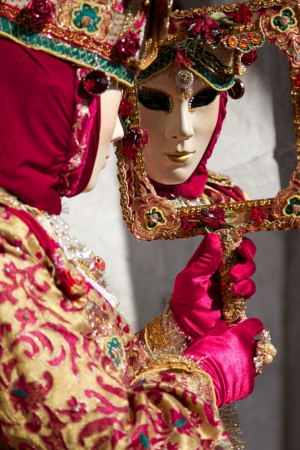 Venice carnival mask Stock Photo - 17873483