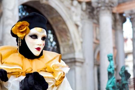 Venice carnival mask Stock Photo - 17873432