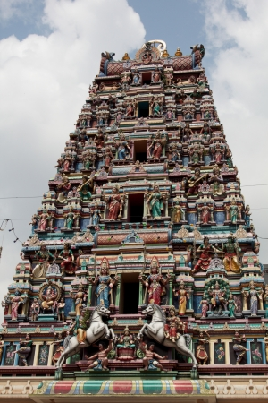 hindu temple Stock Photo - 19244221