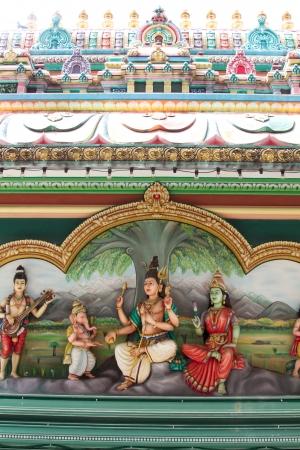 hindu temple Stock Photo - 19244212