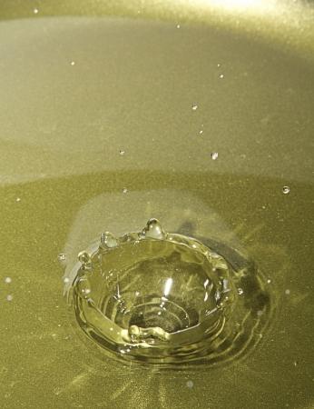 oil drop: oil drop
