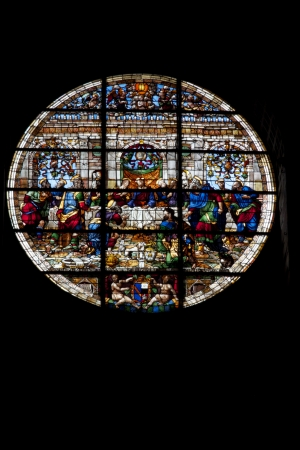 commune: Church glasses