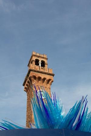 venecian: a detail of Murano glass