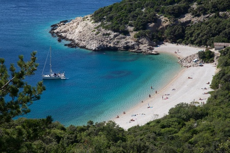golfo: a view of the beach