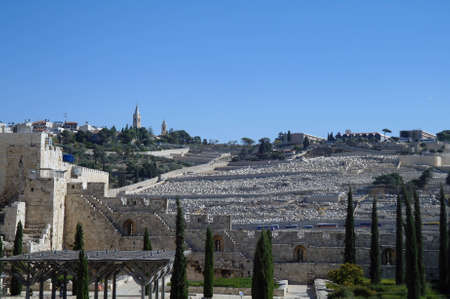 Jesus Christ holy land - christian piligrims tourism in Israel photo