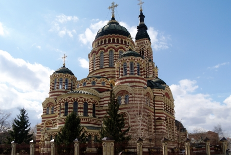 Annunciation Cathedral, Kharkov  Ukraine photo