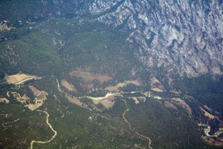 Aerial view ,Turkey   photo