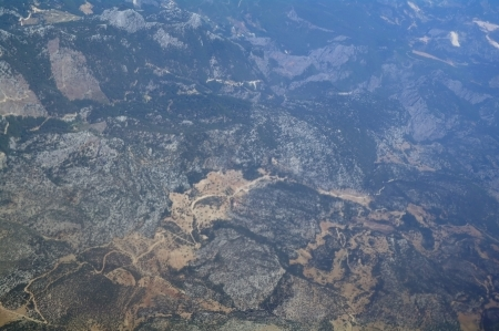 Aerial view ,Turkey