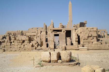 Karnak Temple Complex in Luxor photo
