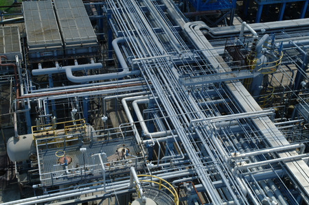 catalytic: Chemical manufacturing plant construction