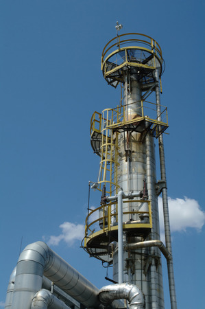oil and gas industry: Oil and gas industry ,petrochemical plant